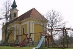 Bakonyjákói templom - 2.